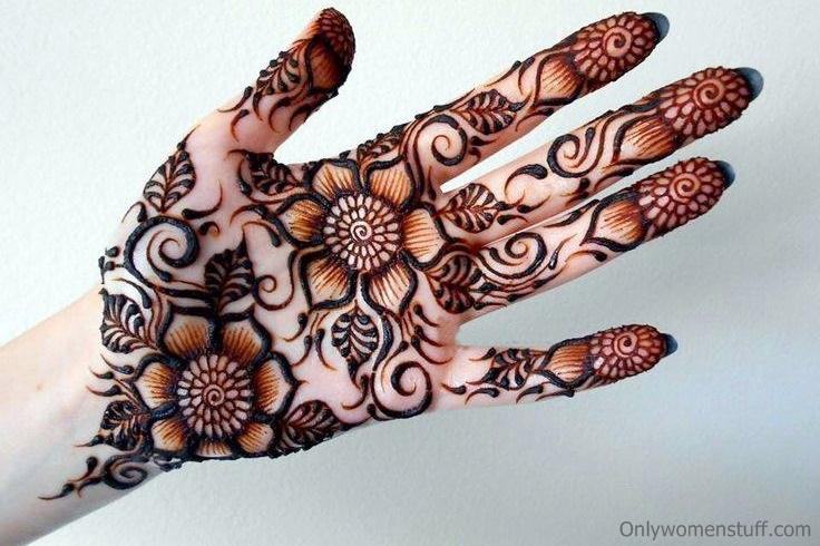 Hand Mehndi New Design : Best hand mehndi designs fashion beauty jewellery blouse