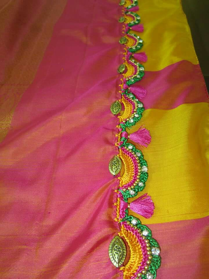 Latest Simple Pattu Amp Silk Saree Kuchulu Fashion Beauty
