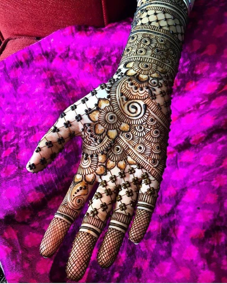 Fashion Beauty Mehndi Jewellery