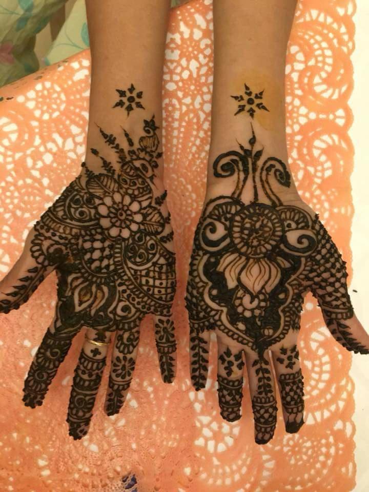 Full Hand Mehndi Art Ideas For Girls Best 14 Fashion Beauty Mehndi