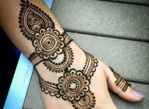 Mehndi Designs For Hands For Engagement : Mehndi design for hands archives fashion beauty jewellery