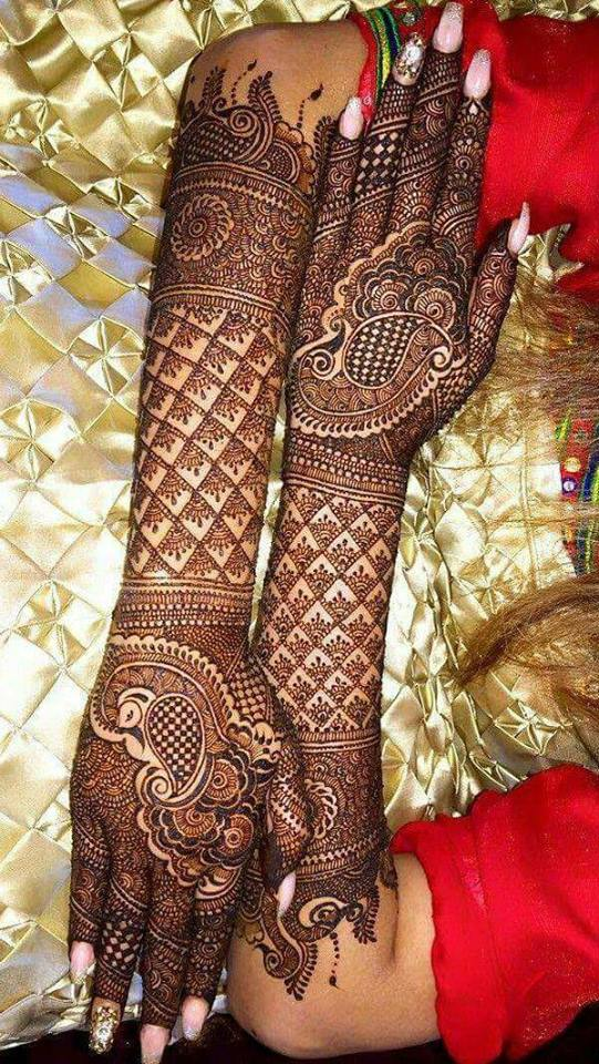 New Mehndi Full Hands Design Fashion Beauty Mehndi