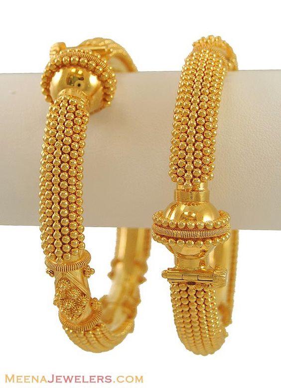 Gold Bangles Design Fashion Beauty Mehndi Jewellery Blouse Design