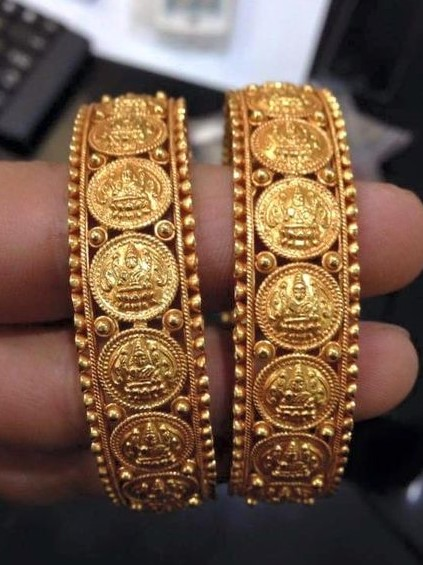 Gold Bangles Designs Catalogue Fashion Beauty Mehndi