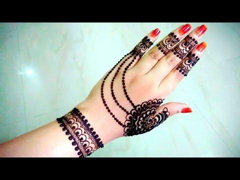 Best Jewellery Mehndi Designs Fashion Beauty Mehndi Jewellery