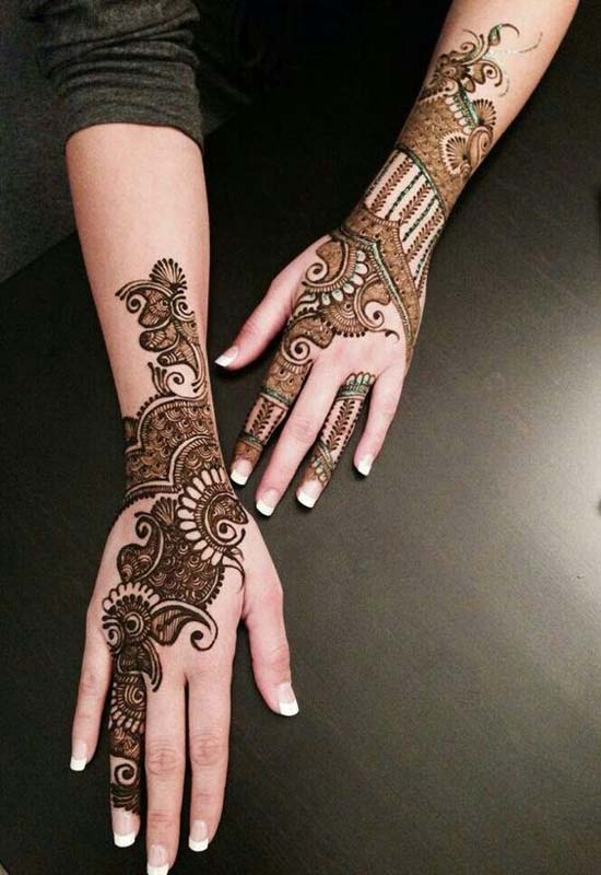 Best Jewellery Mehndi Designs Fashion Beauty Mehndi Jewellery