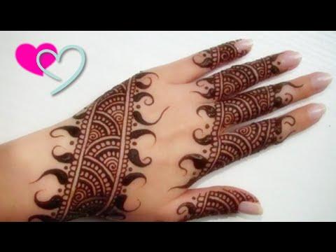 Best Jewellery Mehndi Designs Fashion Beauty Mehndi