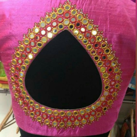 How To Design Blouse At Home