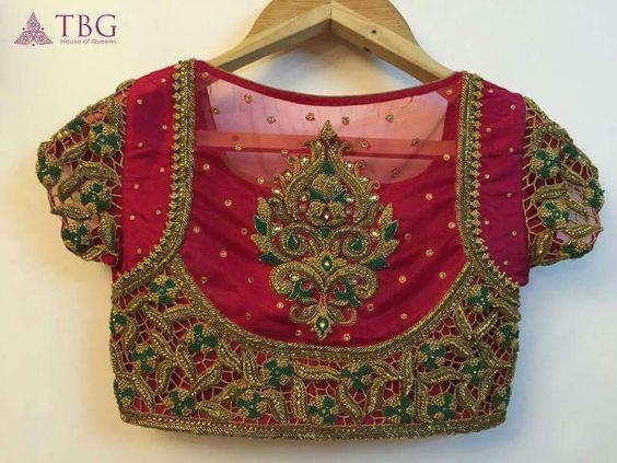 Simple Blouse Back Neck Designs Images Fashion Beauty