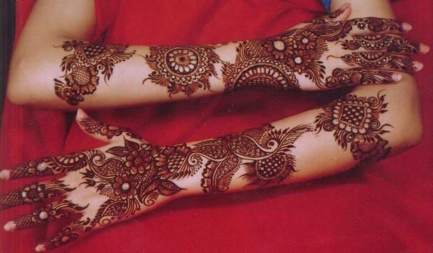 Mehndi Full Hand Bridal Design : Wedding mehendi designs for full hands fashion beauty mehndi