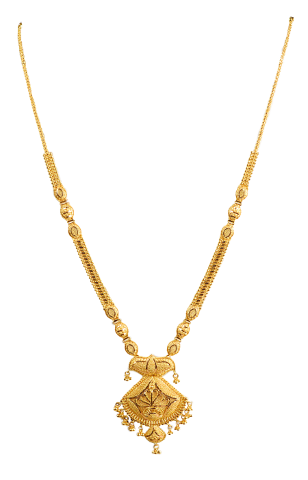 Simple Gold Necklece Design Fashion Beauty Mehndi