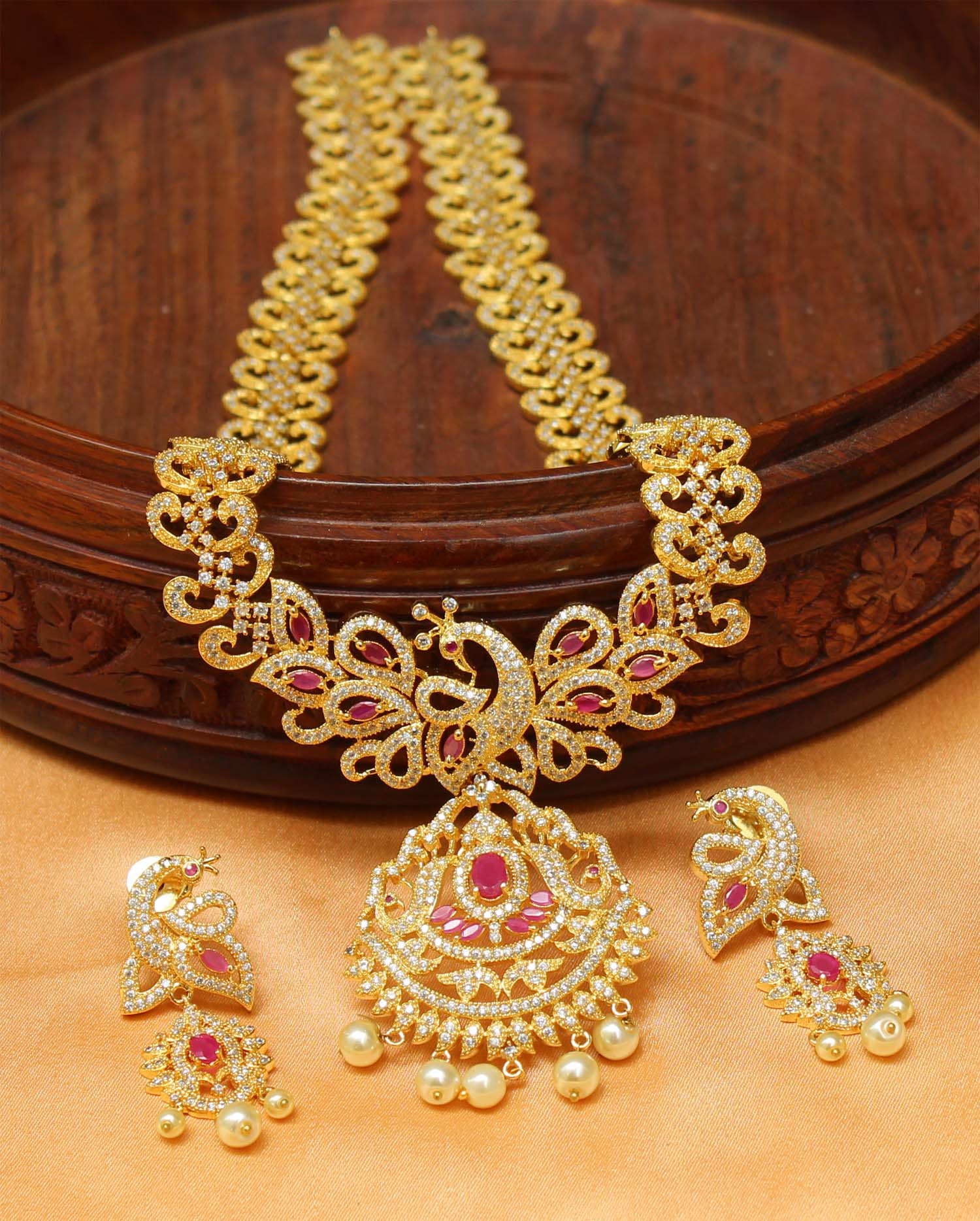 Best Gold Necklece Designs Fashion Beauty Mehndi