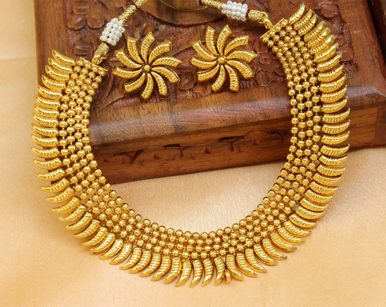 Best Gold Necklece Designs Fashion Beauty Mehndi