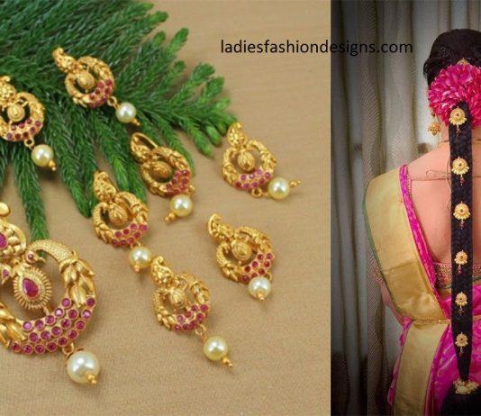 Gold Jada Billalu Designs Archives Fashion Beauty Mehndi