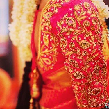 Pattu Saree Blouse Designs Catalogue Fashion Beauty