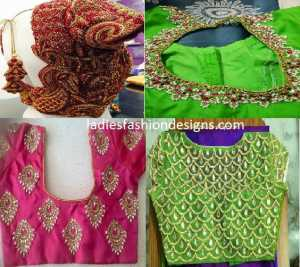 Simple Embroidery Patterns Blouses Fashion Beauty Mehndi Jewellery Blouse Design,Family Tree Tattoo Designs For Women
