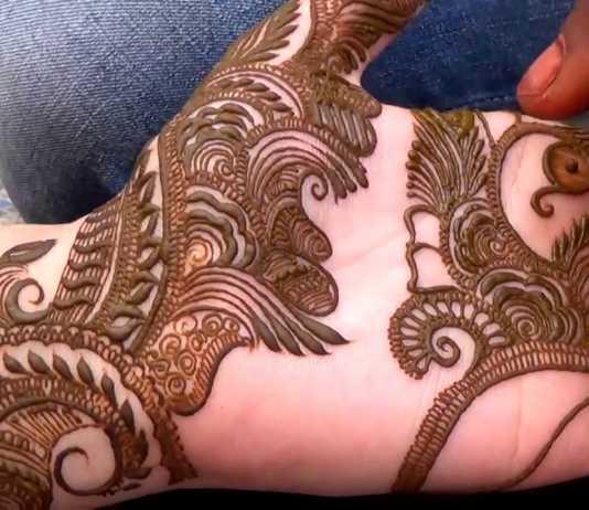 Henna Art Archives Fashion Beauty Mehndi Jewellery Blouse Design