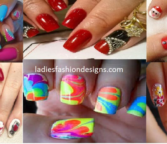 Different Types Of Nail Art Designs Hession Hairdressing