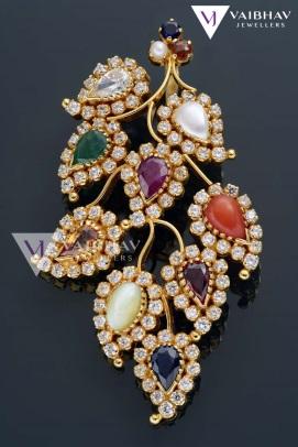 d7fd5a9183267 Gold & Diamond Antique jewellery designs - Fashion Beauty Mehndi ...